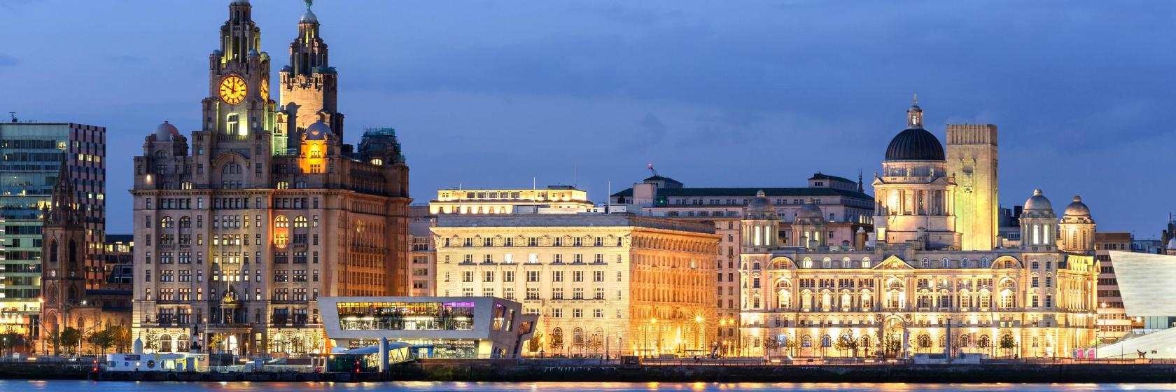 Liverpool Hotels, England