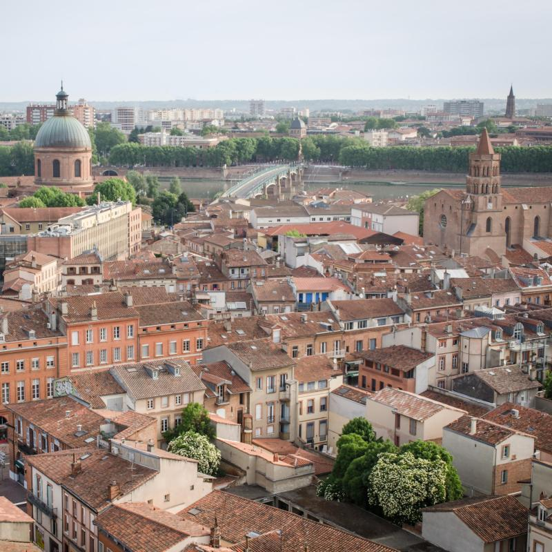 The 30 best hotels in toulouse france best price for Hotels toulouse