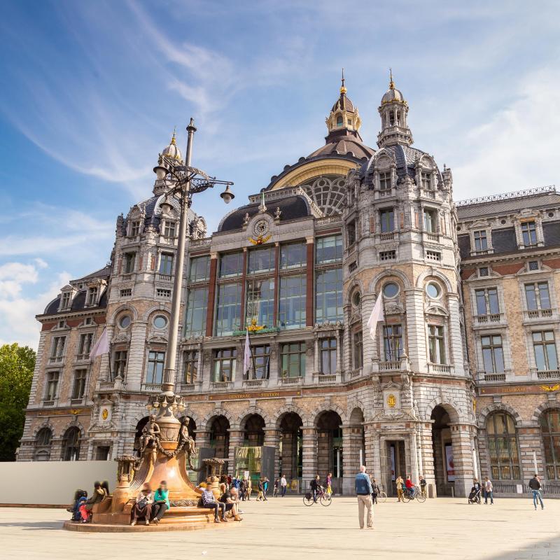 Die 30 besten Hotels in Antwerpen, Belgien. Buchen Sie ...