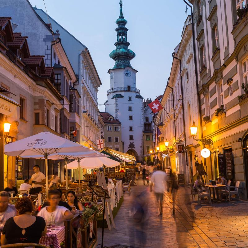 Best Hotels In Bratislava