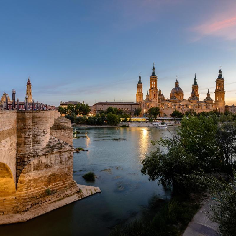 Los 30 Mejores Hoteles De En Zaragoza Espa A Precios