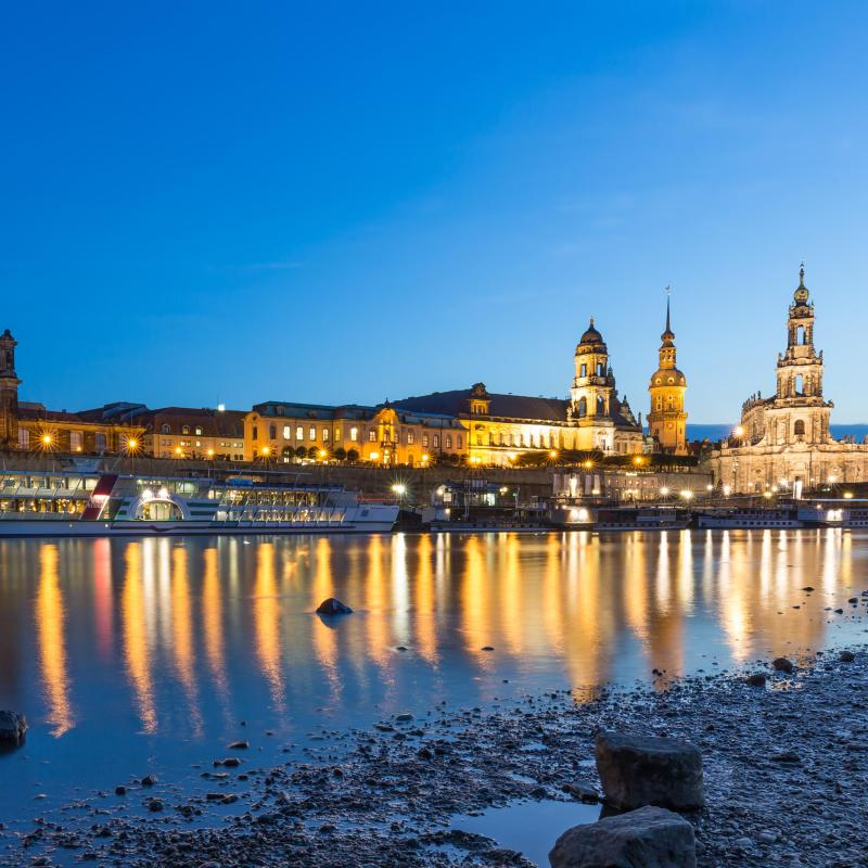 The 30 best hotels in dresden germany best price for Design hotel dresden