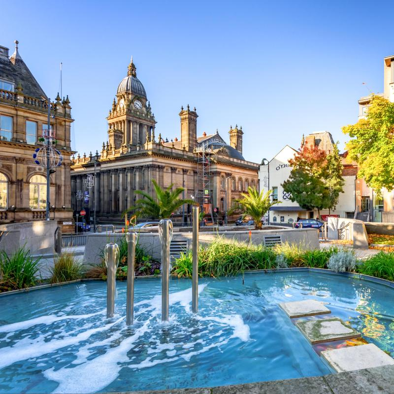 city of leeds how it has Leeds, a thriving waterfront city, is the cultural, financial and commercial heart of  the west yorkshire region of britain with a great history of achievement through .
