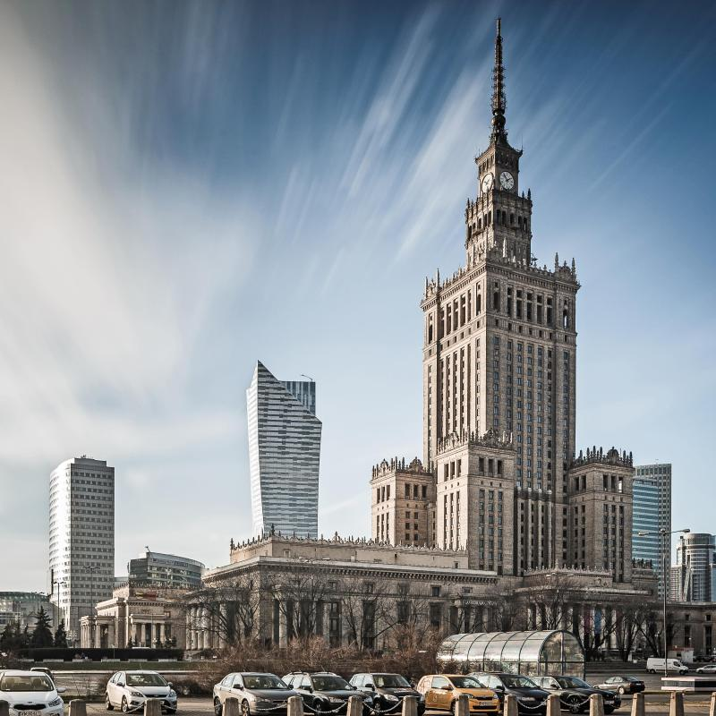 The 30 best hotels in warsaw poland best price for Top design hotels poland