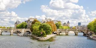 מרכז העיר פריז