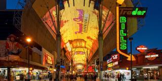 Downtown Las Vegas - Fremont Street