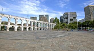 Arcos da Lapa (Carioca Acqueduct)