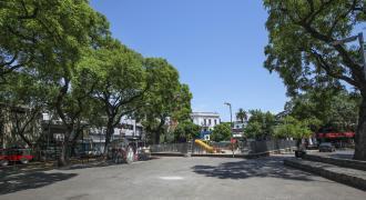 Plaza Serrano Square