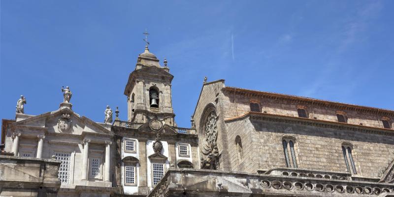 Kirche Igreja de São Francisco