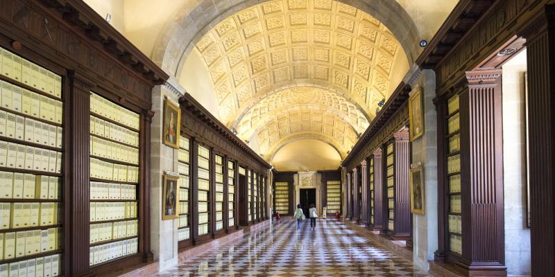 インディアス総合古文書館