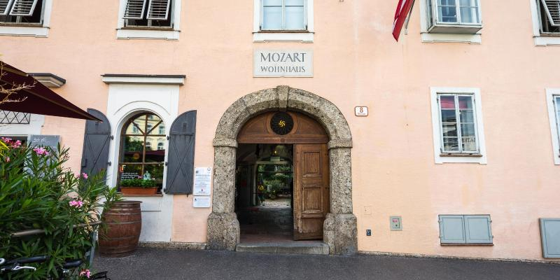 Mozart's Residence