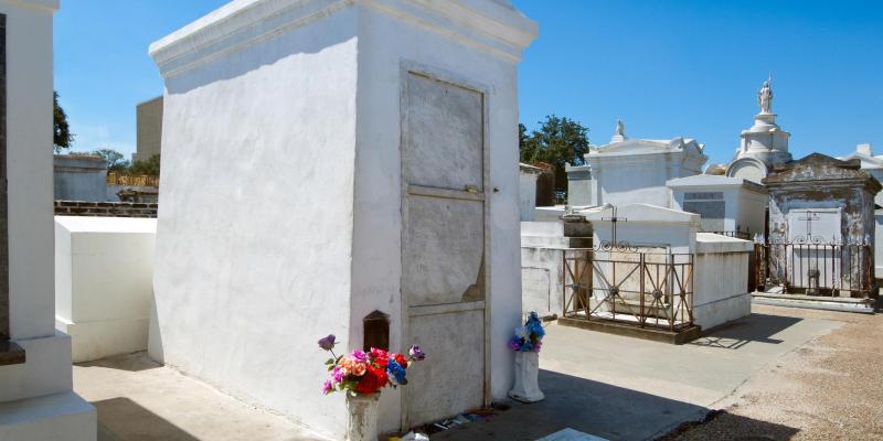 St Louis Cemetery No 1