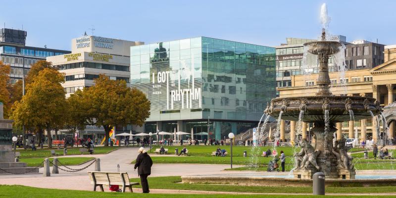 Muzeum Kunstmuseum Stuttgart