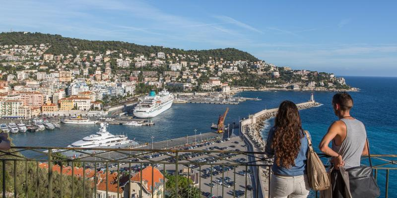 Port w Nicei