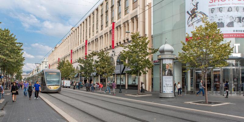 Avenue Jean Médecin