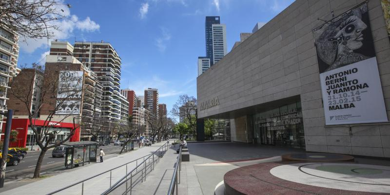 Museum of Latin American Art of Buenos Aires MALBA
