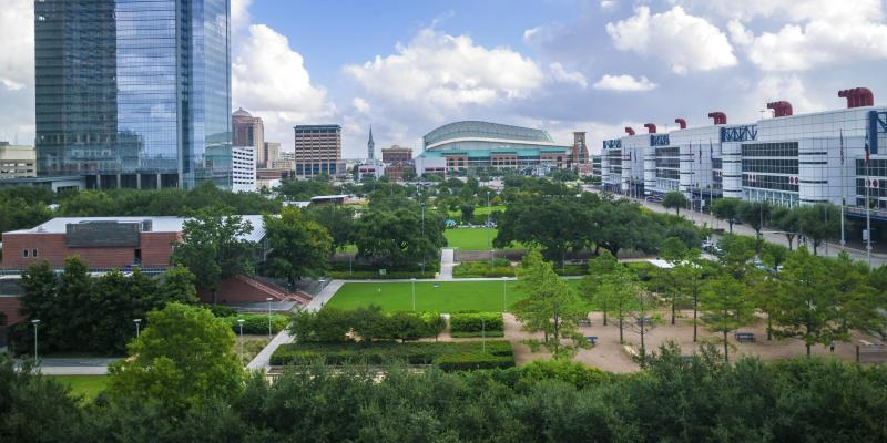 Parque Discovery Green