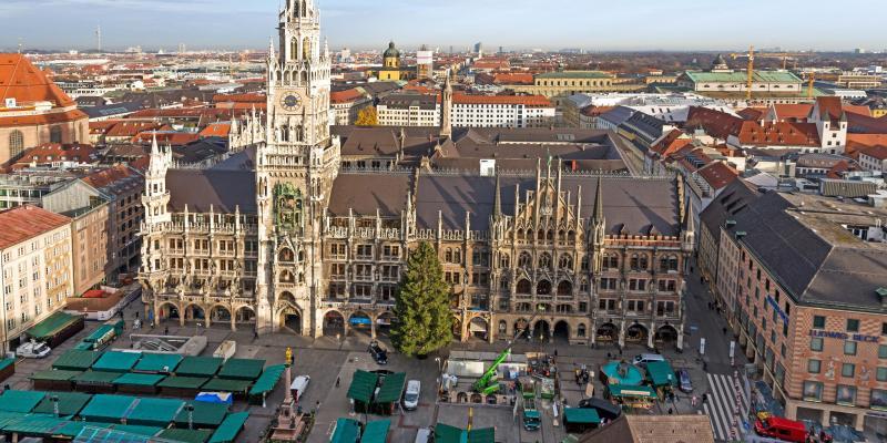 Glockenspiel de Munique