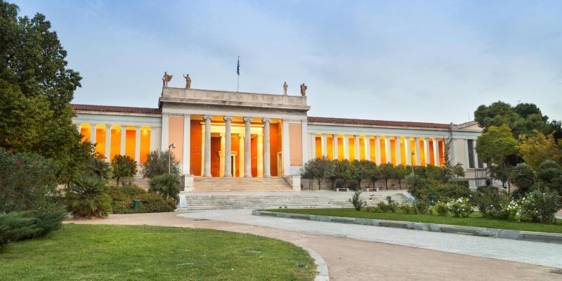 Atens arkeologiska museum