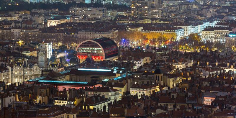 里昂歌劇院(Opéra National de Lyon)