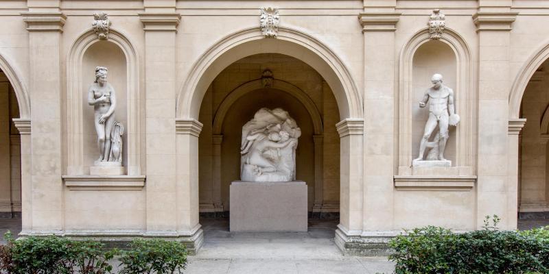 里昂美術館(Musée des Beaux-Arts)