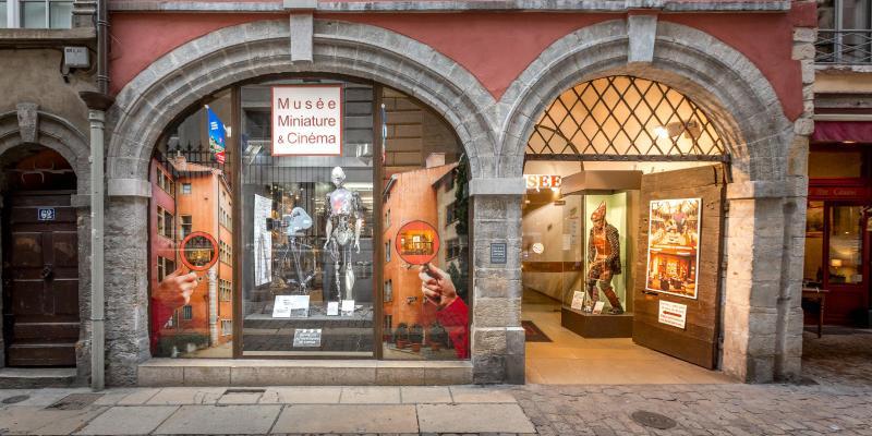 Musée des Miniatures et Décors de Cinéma - Maison des Avocats