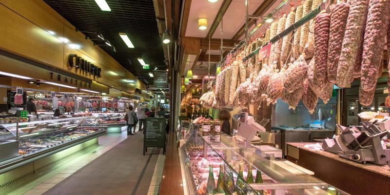 里昂保羅·博古斯市場(Halles de Lyon)