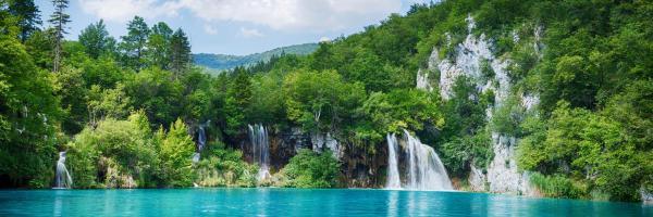 Nacionalni park Plitvička jezera - Ulaz 3, Plitvica selo