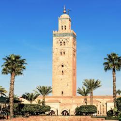 Nhà thờ Hồi giáo Koutoubia Mosque