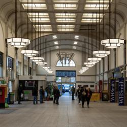 Estação Central de Cardiff