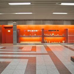 Estação de Metrô Akropolis
