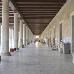 أغورا الأثرية في أثينا