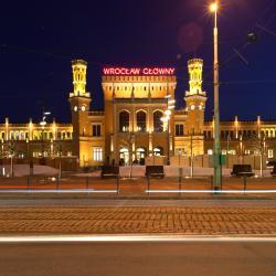 התחנה המרכזית של ורוצלב