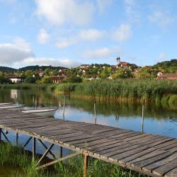البحيرة الداخلية في تيهاني