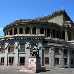 Armenian Opera and Ballet Theatre, ירוואן