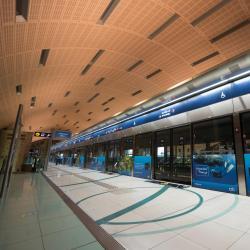 محطة مترو شرف دي جي