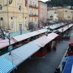 Mercado de Flores Cours Saleya