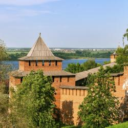 Nizhny Novgorod Kremlin, Níjni Novgorod