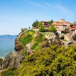 מנזר מגאלו מטאורו