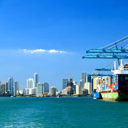 Porto de Miami, Miami