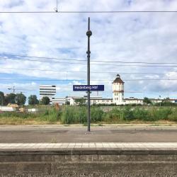 Estação Central de Heidelberg