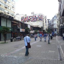 Centro Histórico de Montevidéu, Montevidéu