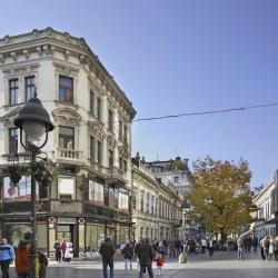 Knez Mihailova Street, בלגרד