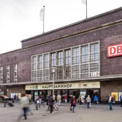محطة دوسلدورف المركزية