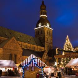 Riga Christmas Market, ריגה
