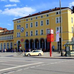Estação Central de Regensburg