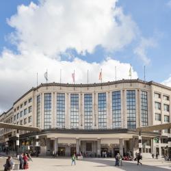 Estación Central de Bruselas
