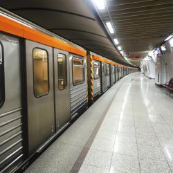 Estação de Metrô Syngrou/Fix
