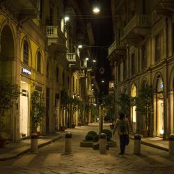 Khu phố Thời trang Milan
