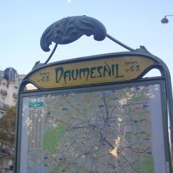 Estação de metrô Daumesnil
